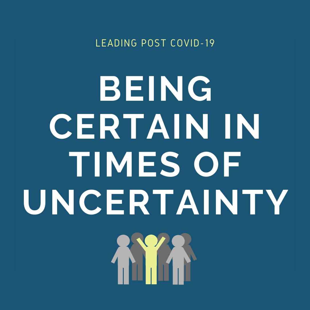 Why Today's Leaders Need to Understand the Importance of Ambiguity