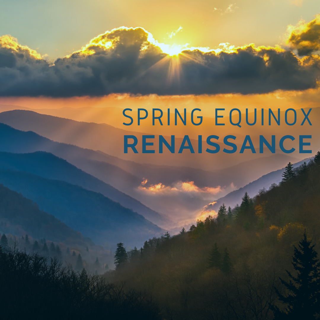 The Renaissance is all around. Are you ready?