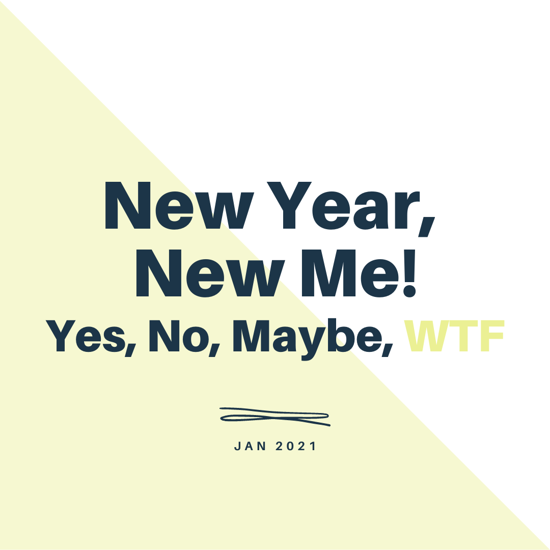 Set Those New Years Resolution Now